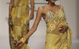 组图:09年印度孟买春夏时装展