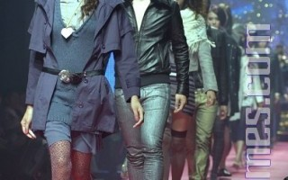 年轻潮人注目品牌 2%集团年度时尚秀