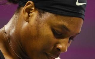 WTA年终锦标赛小威胃痛退赛  本季宣告结束