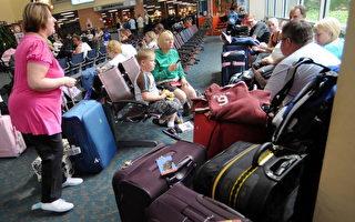 奥兰多机场假期将面临有史以来最大挑战