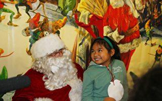 邮局请圣诞老人给孩子回信