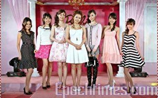 组图:Barbie时尚秀 展现日系轻熟优雅