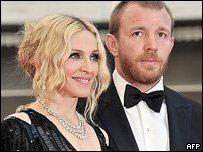 麥當娜支付5000萬英鎊離婚