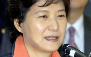 朴槿惠是南韩最热门下任总统候选人