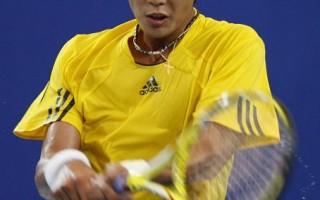 霍普曼盃網賽 中華台北男單不敵法國