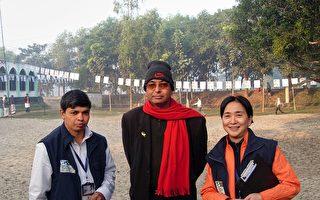 港民主党立法会议员刘慧卿:到孟加拉监选有意义