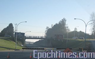 安裝警報裝置 Pattullo橋將夜間關閉
