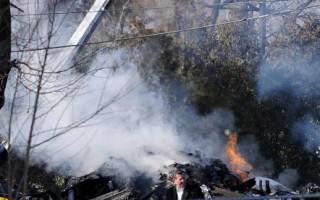 组图:纽约空难 2华人遇难 坠毁前录音公布