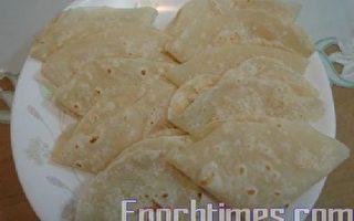 劉老師烹飪教室:酥烙荷葉餅
