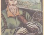 Nostradamus与他的《诸世纪》/ 网络图片