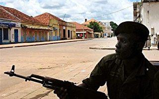 幾內亞比索(Guinea-Bissau)軍方參謀總長瓦伊(Tagme Na Waie )將軍的副官納其歐(Bwam Nhamtchio)告訴法新社,瓦伊今天在針對軍方總部的炸彈攻擊中身亡。//法新社