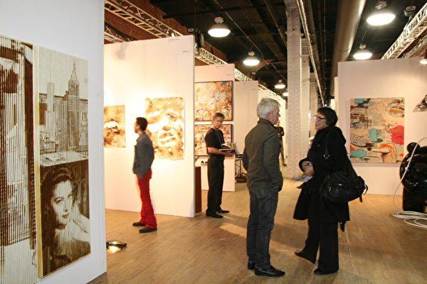 2009紐約橋藝術博覽會登場
