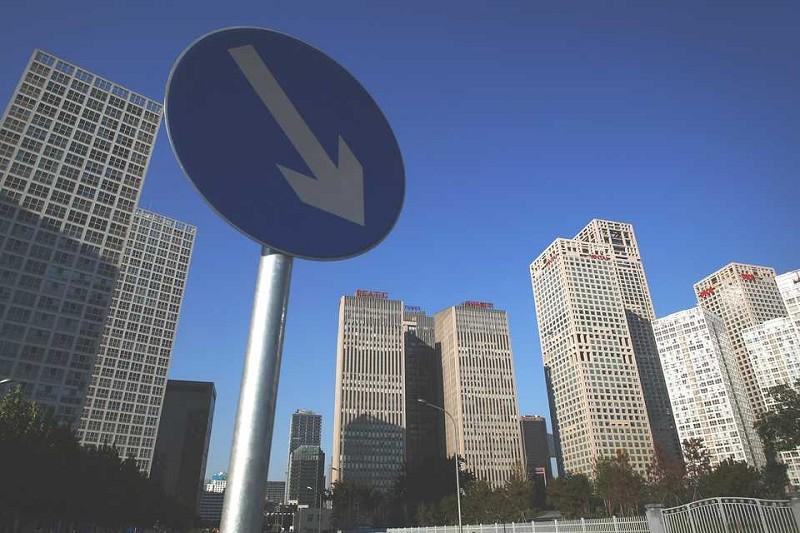 未見「金九銀十」 北京樓市成交量低迷