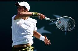 法國巴黎銀行網賽 喬科維奇直落二晉第三輪