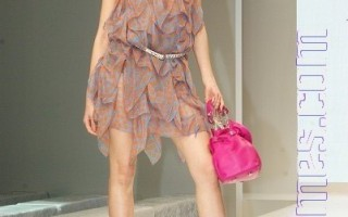 組圖:Dior09春夏系列 展現奢華部落風