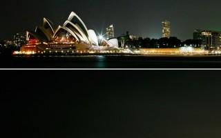 悉尼带头熄灯 全球接力地球1小时节能