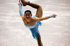 中華台北劉兆芝世界花式滑冰錦標賽表現佳