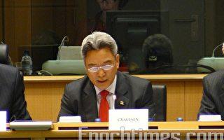 达赖特使:西藏、六四、法轮功都是未解决的问题