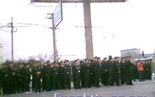 數千保定工人進京上訪被強行截回 駁官媒説法