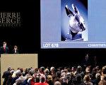 圓明園的鼠首和兔首銅像拍賣風波迭起 (AFP)