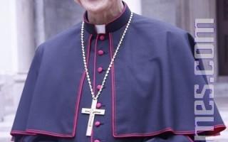 港新任主教贊同平反六四和爭普選