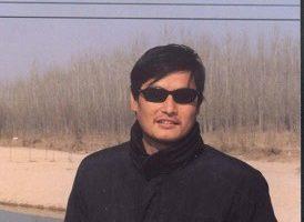 陳光誠妻遭軟禁3年7個月 出門遭毆打