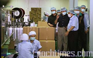 防流感  台200万片口罩 明4大超商供应