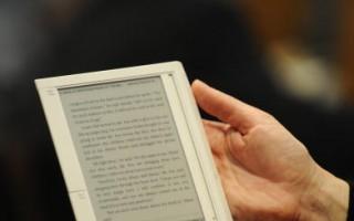 平面媒體寄望Kindle挽回局面