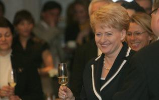 立陶宛誕生史上首位女總統