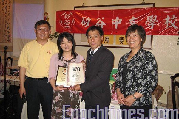 啟發想學中文的興趣是關鍵