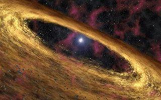 科学家首次目击 宇宙星球回收现象