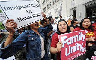 与布什相比 奥巴马移民政策变化不大