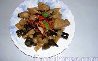 【健康轻食料理】双色素食小卤菜