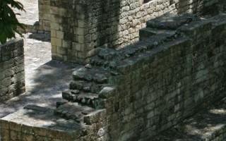 叱咤一时的玛雅文明