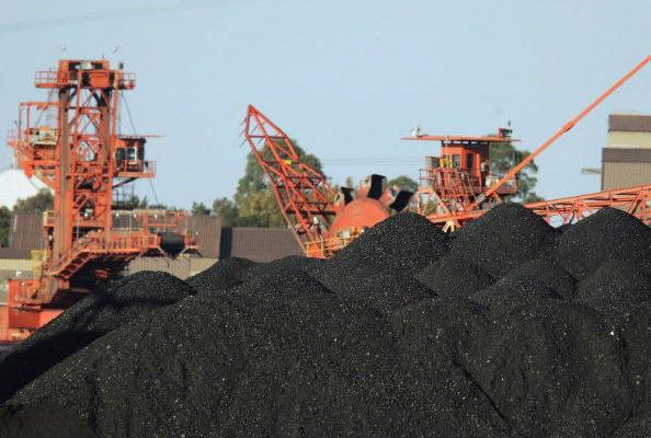 大陆上个月煤炭进口同比暴增1309.63%