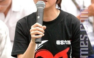香港目擊者見證的血腥「六四」