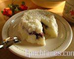 雪花糕沁凉滑嫩是夏日最佳甜点!(摄影:杨美琴/大纪元)