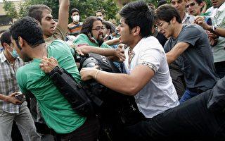 伊朗總統連任 民眾抗議選舉作弊