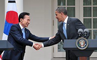 奧巴馬李明博會晤:北韓老招術已不管用