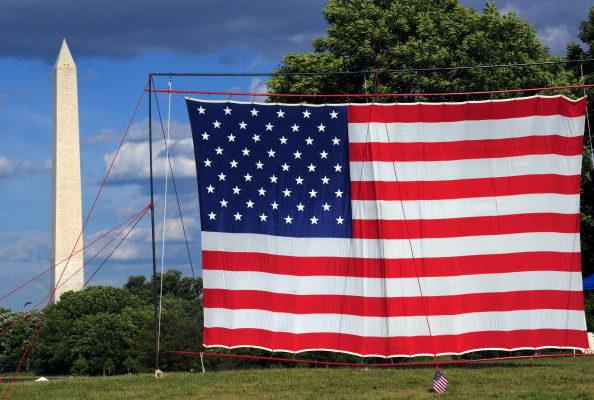 美国国旗日的历史与联想