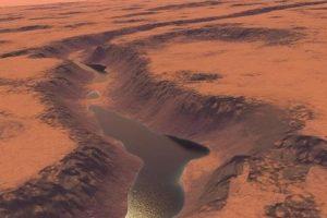 水一直都在 研究揭火星「消失」的水藏在哪