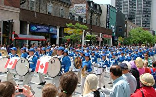 蒙特利尔庆加拿大国庆 天国乐团受赞誉