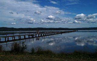 澳大利亞的自然風光 長堤