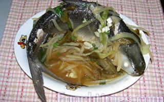 【健康轻食料理】清蒸鱼