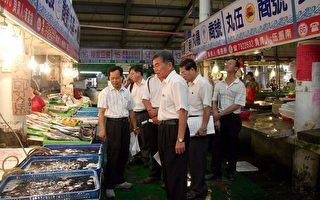 屏东市传统市场改善 物流更畅通