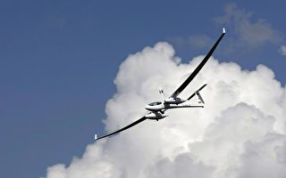 世界第一架电池飞机 德国汉堡问世