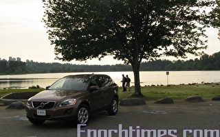 安全新定義  2010年Volvo XC60