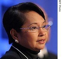 菲律宾总统阿罗约称不谋求连任