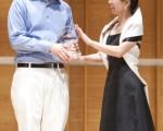 2009全世界華人小提琴大賽銅奬得主Zhangtong Song  (攝影:愛德華 / 大紀元)