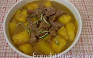 【健康轻食料理】芒果牛肉